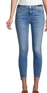 7 For All Mankind Ankle Skinny Jeans NWT